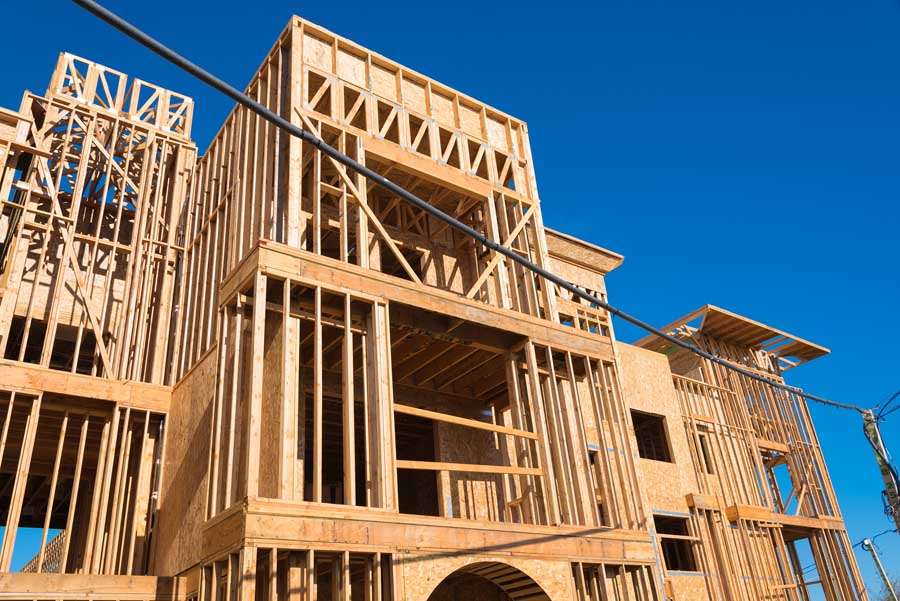 Off-Site Construction Named As Key Benefit Of Timber Framing
